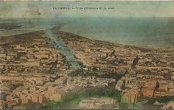 vue general de Cette 1906