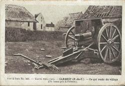 carency restes du village