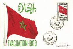 1963 evacuation maroc