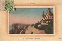 MONTECARLO LE CASINO 1913