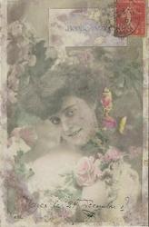 BONNE ANNEE 1908