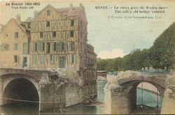PONT DE MEAUX 1916