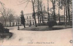 COGNAC HOTEL DE VILLE 1915