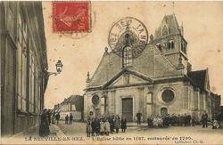 NEUVILLE EN HEZ 1907