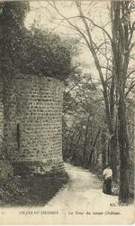 CHATEAU THIERRY 1916 le vx chateau