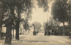 fontainebleau le carrousel 1916