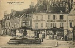 saint florentin 1917