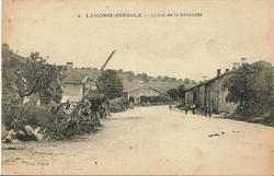 l'argonne dombasle1916