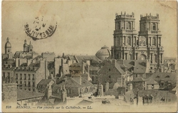 rennes cathedrale 1926