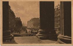 paris rue royale 1927