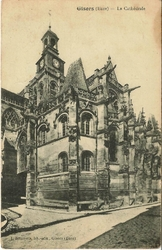 gisors cathedrale 1916