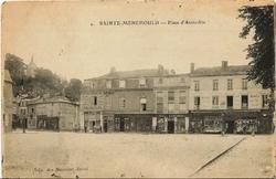 sainte menehould 1917