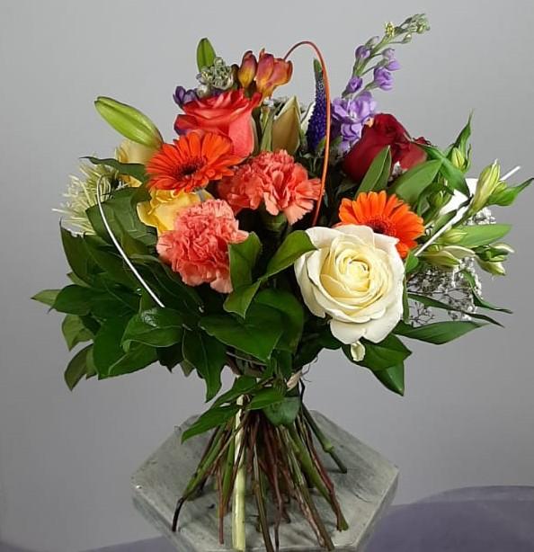 Bouquet Rond Boule