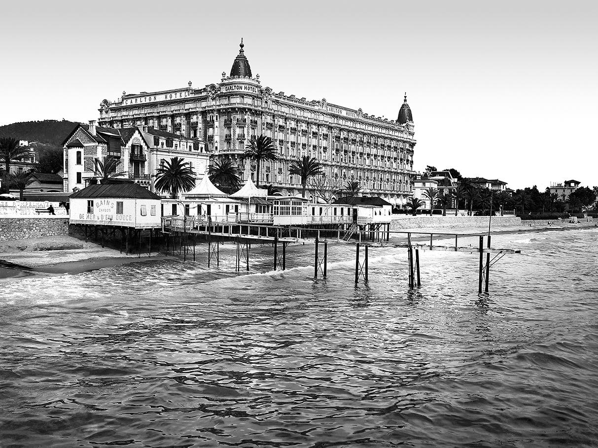 Tableau Bords Pliés - Haut de gamme - Cannes, Carlton