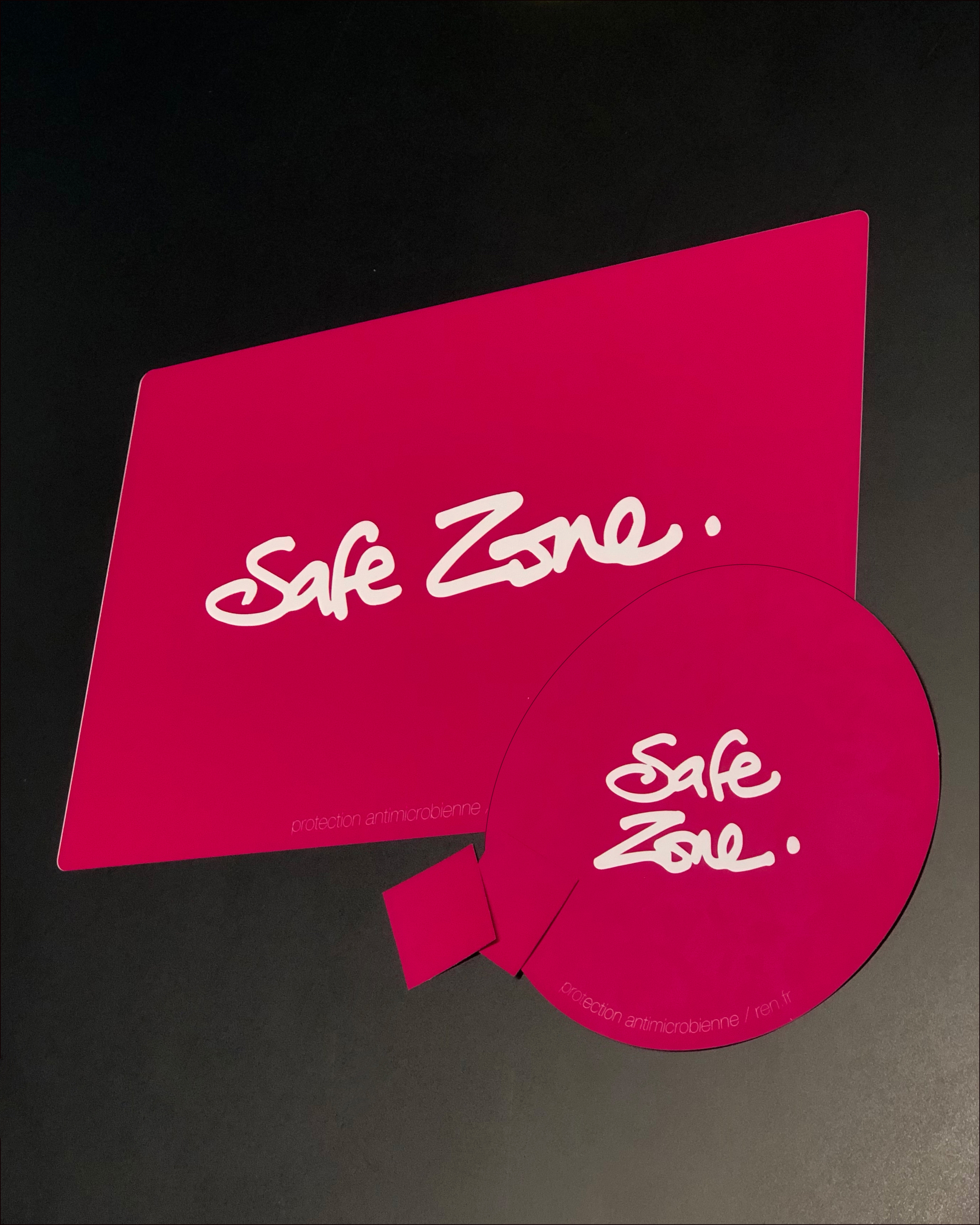 Kit Safe Zone - protection antimicrobienne