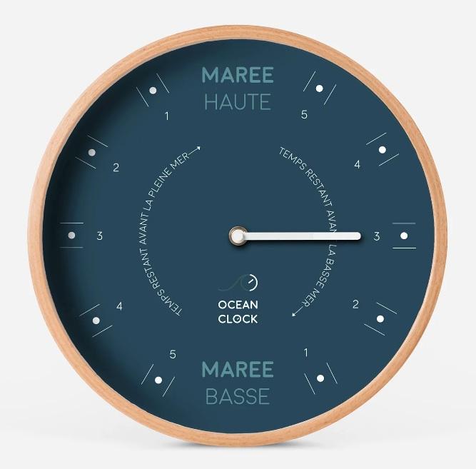 Horloge à marée