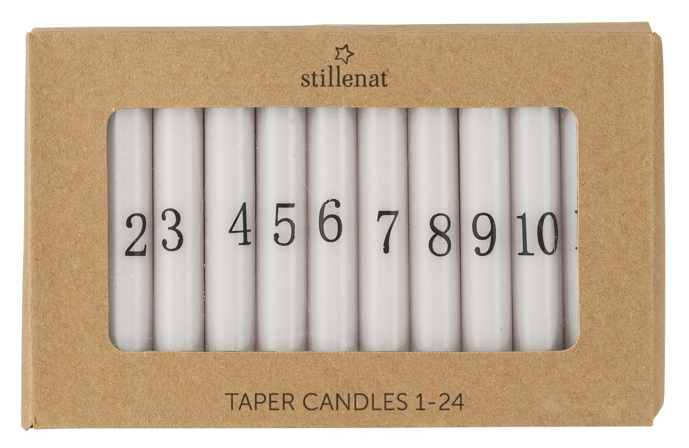 Petites bougies de l\'avent