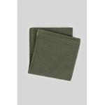 grand-plaid-en-double-gaz-de-coton-vert-capre-2