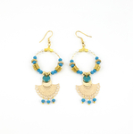 boucles_oreilles_creole_oriental_turquoise_moutarde