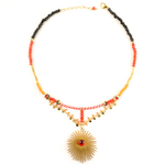 collier_etoile_solaire_orange_rouge