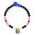 bracelet_fogo_beige_rose_noire_bleu