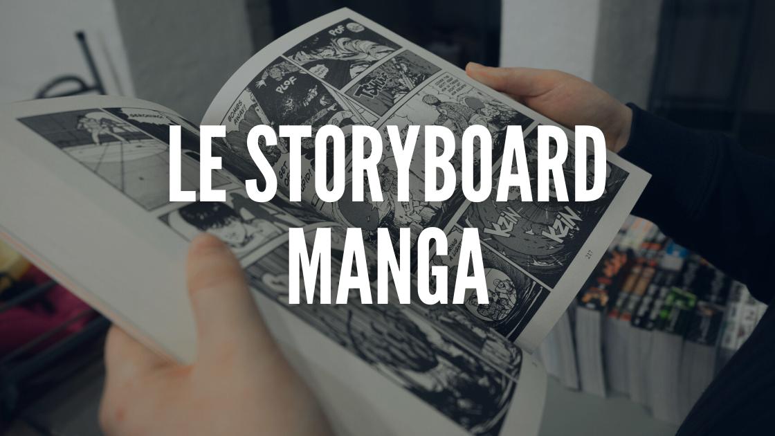 storyboard manga