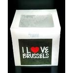 Les Artisans Ciriers Bruxellois - I love Brussels