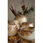 les-artisans-ciriers-bruxellois-Bougie Photophore Globe Graine Végétale So Cosy