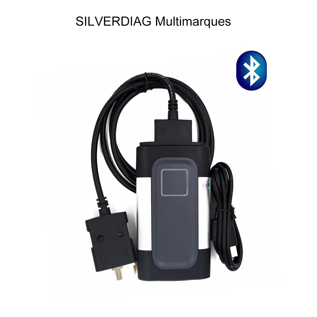 Valise de diagnostic SILVERDIAG Multimarques