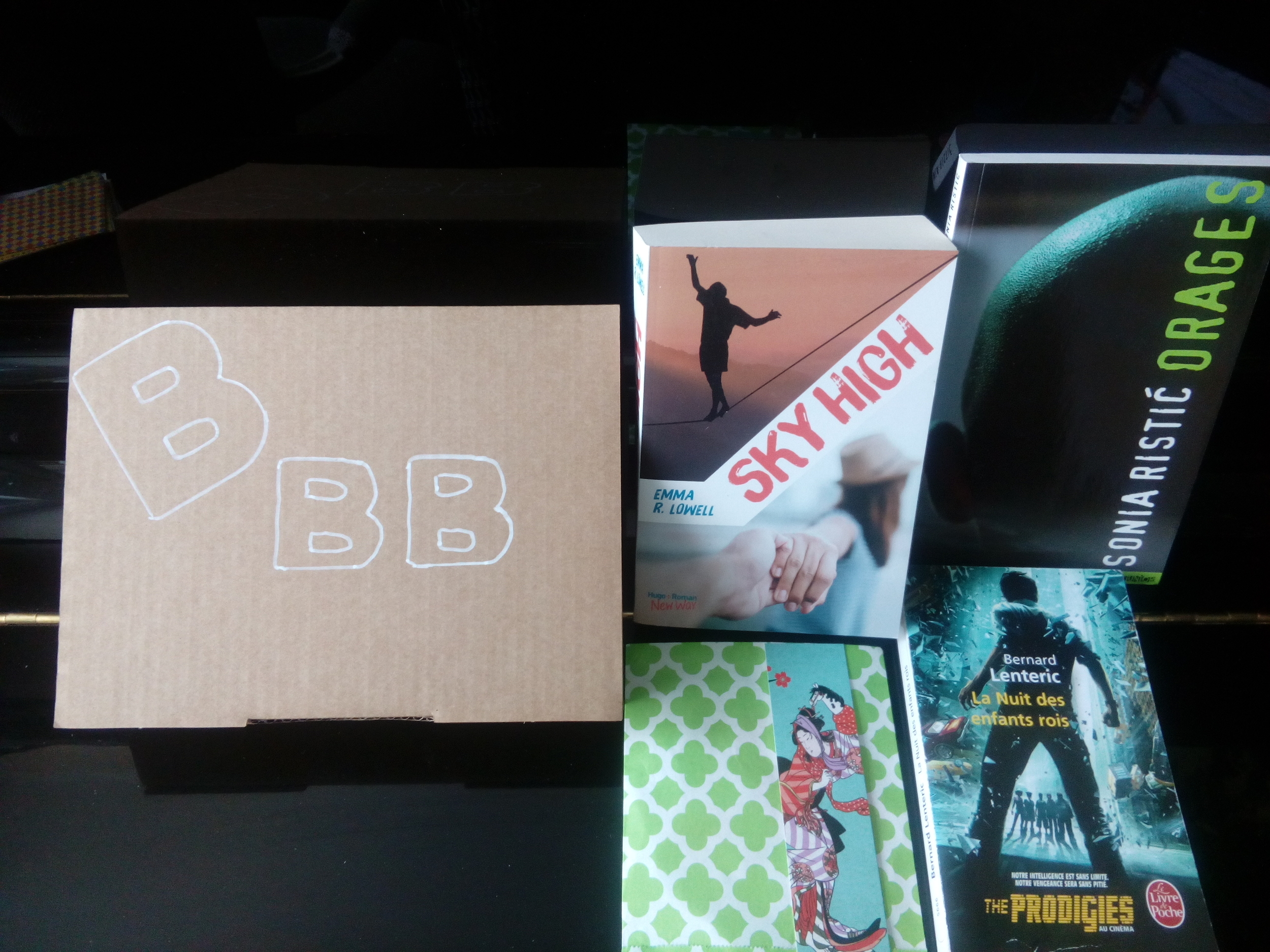 box young adult, BBB