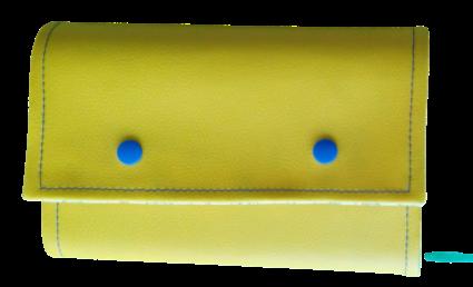 Protège-livre, couleur jaune