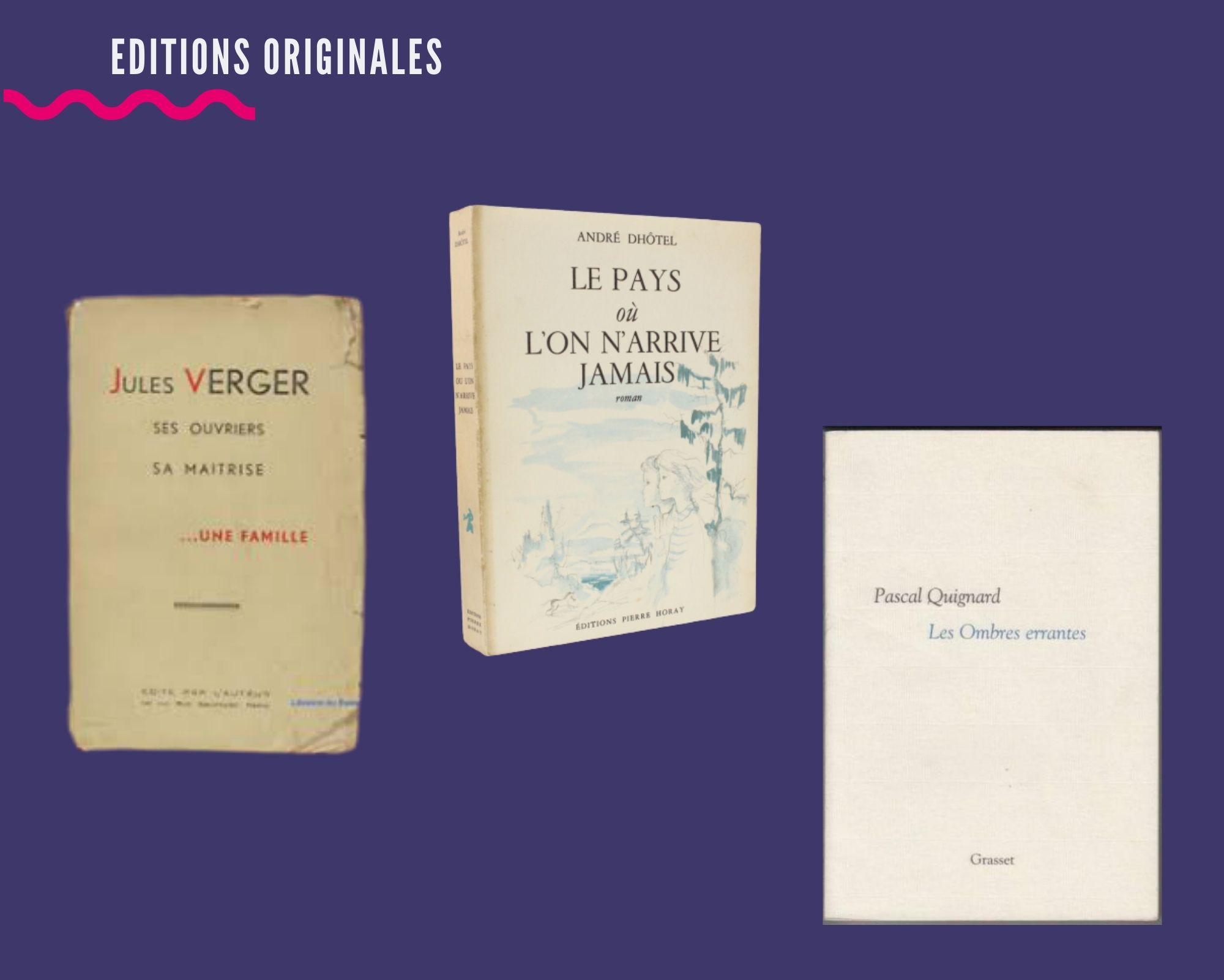 Box Editions originales