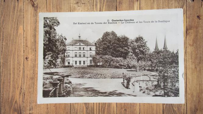 Carte postale ancienne : Gand