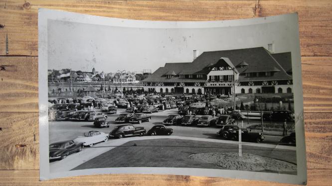 Carte postale ancienne : Knocke, Belgique