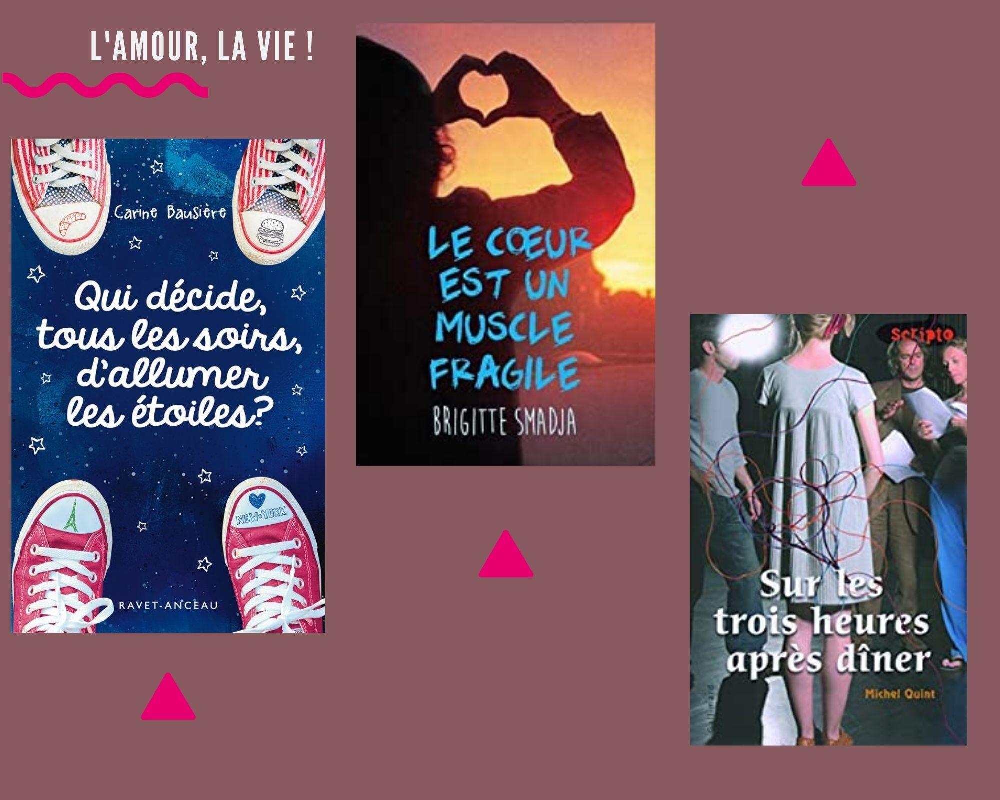 Box Grand Ado L\'amour, la vie !