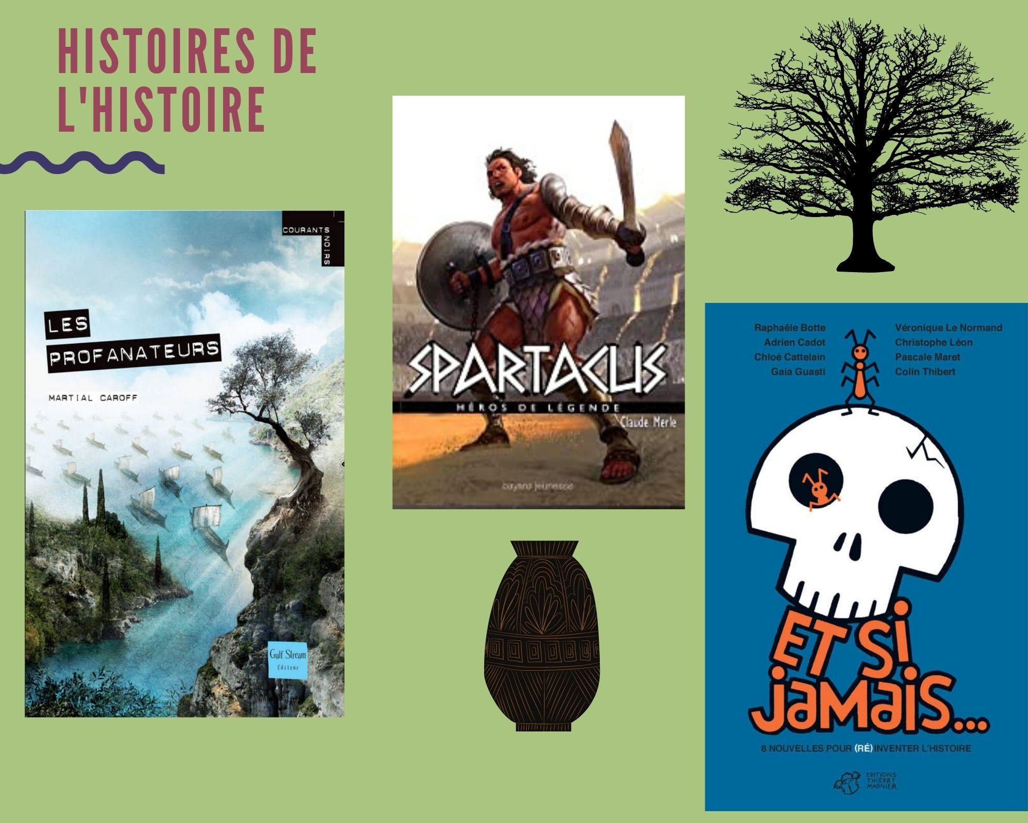 Box Ado Histoires de l\'Histoire