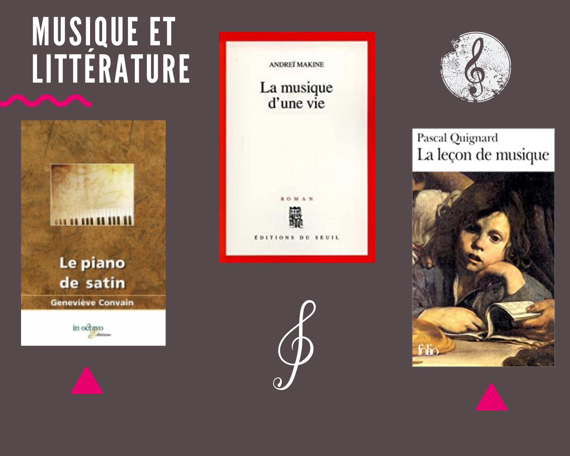 Box Musique et littérature
