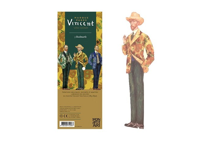 marque-pages-lectures-art-vangogh-peintre-accordeon-personnages