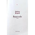 Boussole de M. Enard