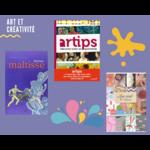 Box 70 art et créativité 2