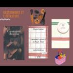 Box gastronomie et littérature
