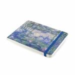 Carnet de croquis, Monet, nénuphars