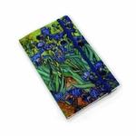 Carnet à couverture souple, Iris, Van Gogh