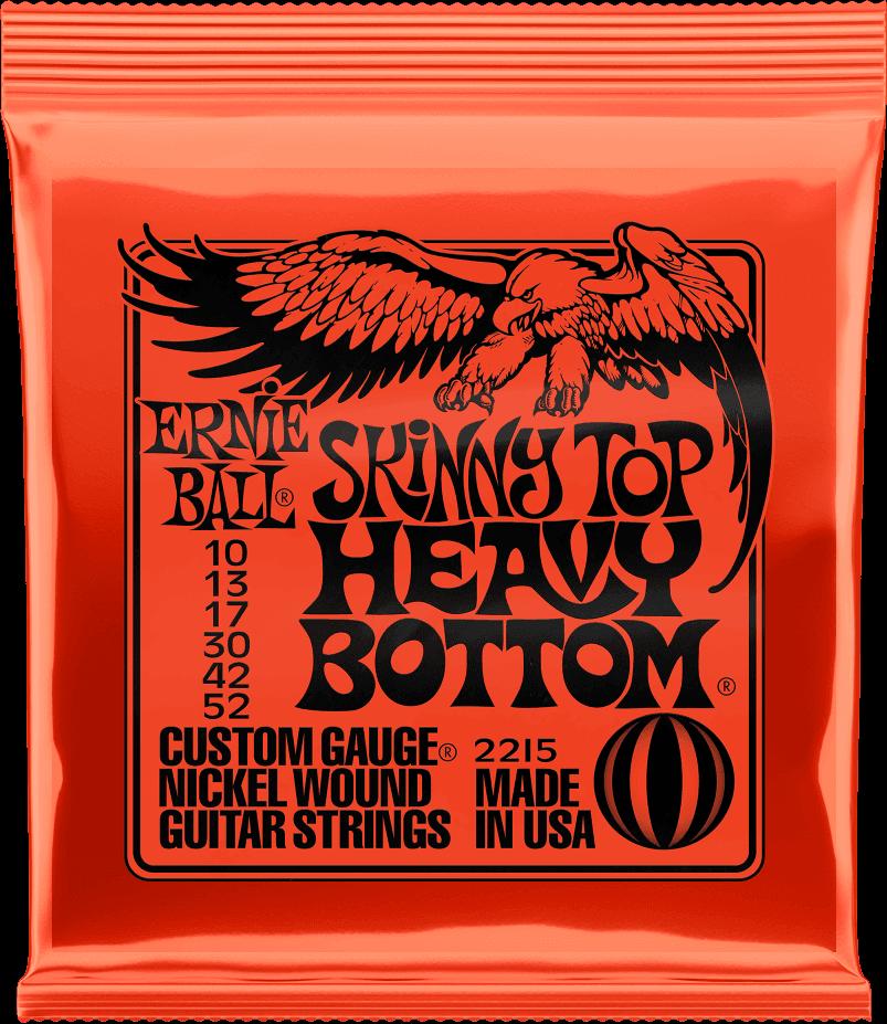 Ernie Ball Skinny top heavy bottom 10-52