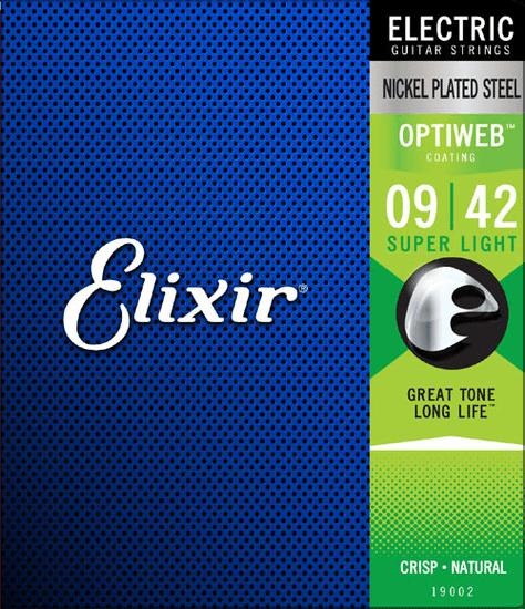 Elixir Optiweb Super Light 09-42