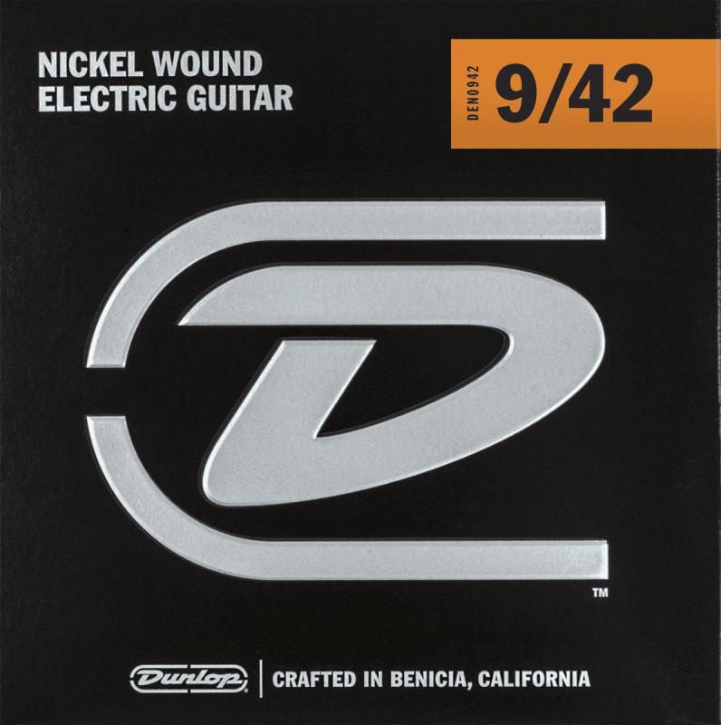 Dunlop DEN0942 nickel plated steel light