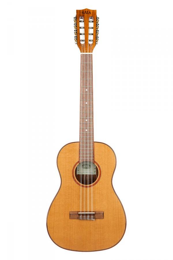 Kala KA-ABP8-CTG Baritone Solid Cedar Acacia 8 cordes