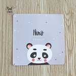 faire-part panda bd