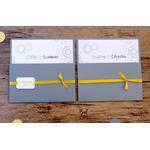 collection mariage jaune et gris 2