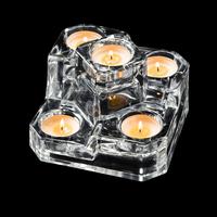 Bougeoir Lica 5 bougies